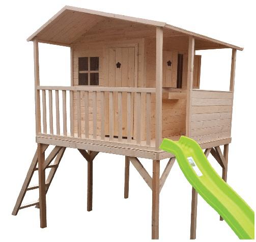 casute din lemn pentru copii